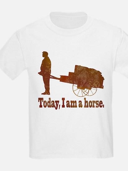 Today, I am a horse T-Shirt