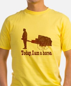 Today, I am a horse T