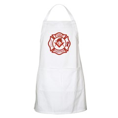 Brother Fire Fighter BBQ Apron