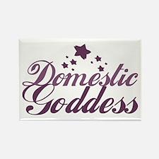 Domestic Goddess Rectangle Magnet