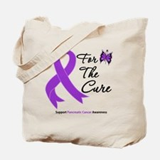 Pancreatic Cancer Cure Tote Bag
