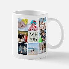Custom Family Photo Collage Mugs