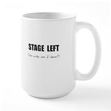 3-stageleft Mugs