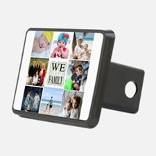 Custom Family Photo Collage Hitch Cover