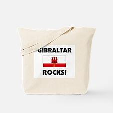 Gibraltar Rocks Tote Bag