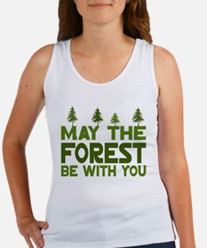 May the Forest.. Women's Tank Top