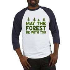 May the Forest.. Baseball Jersey