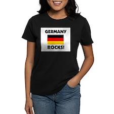 Germany Rocks Tee