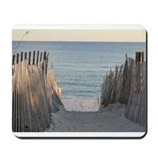 Pathway to Seaside Beach Mousepad