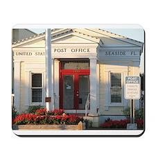 Seaside FL Post Office Mousepad