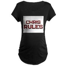 chris rules T-Shirt