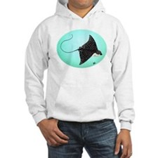 Spotted Eagle Ray Hoodie