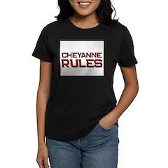 cheyanne rules Tee