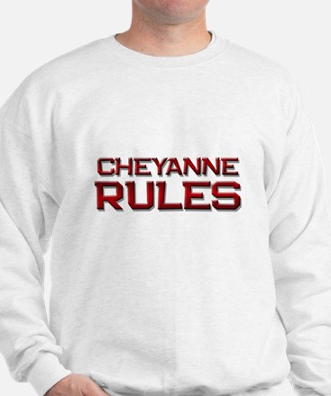 cheyanne rules Sweater