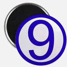 Cirno (9) Magnet