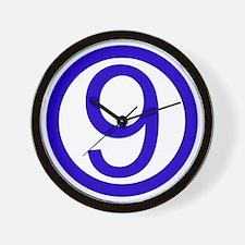 Cirno (9) Wall Clock
