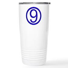 Cirno (9) Travel Mug