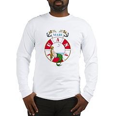 Mary J Mermaid Long Sleeve T-Shirt