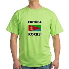 Eritrea Rocks T-Shirt