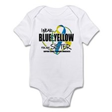 DS: for Sister Infant Bodysuit