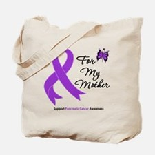 PancreaticCancer Mother Tote Bag