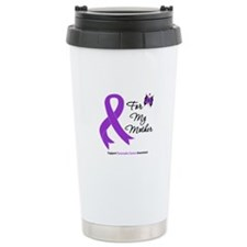 PancreaticCancer Mother Travel Coffee Mug
