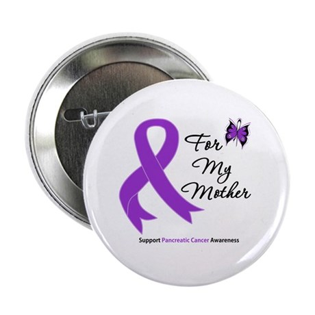 "PancreaticCancer Mother 2.25"" Button"