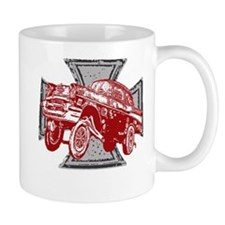 Flying Brick Wear Iron Cross Mug