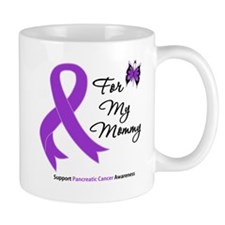 Pancreatic Cancer Mommy Mug