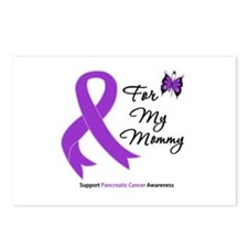 Pancreatic Cancer Mommy Postcards (Package of 8)