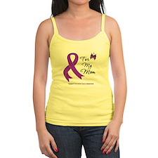 Pancreatic Cancer Mom Jr.Spaghetti Strap