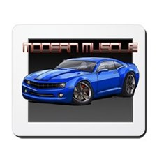 2010 Blue Camaro Mousepad