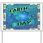 Earth Day 2 Yard Sign
