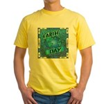 Earth Day 2 Yellow T-Shirt