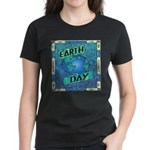 Earth Day 2 Women's Dark T-Shirt