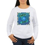 Earth Day 2 Women's Long Sleeve T-Shirt