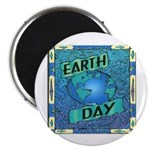 Earth Day 2 Magnet