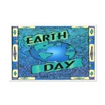 Earth Day 2 Mini Poster Print