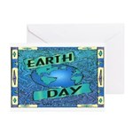 Earth Day 2 Greeting Cards (Pk of 10)