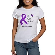 Pancreatic Cancer Husband Tee