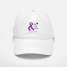 Pancreatic Cancer Hero Baseball Baseball Cap