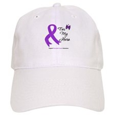 Pancreatic Cancer Hero Baseball Cap