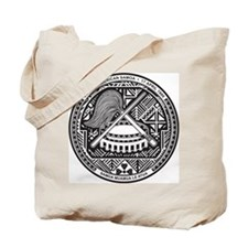 American Samoa Coat Of Arms Tote Bag