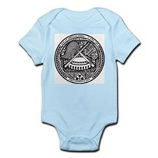 American Samoa Coat Of Arms Infant Creeper