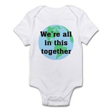 All In This Together Infant Bodysuit
