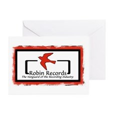 Robin Records Greeting Cards (6)
