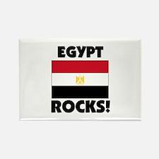 Egypt Rocks Rectangle Magnet
