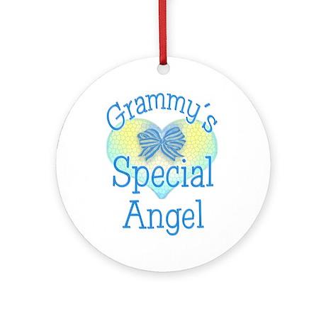Grammy's Special Angel Ornament (Round)
