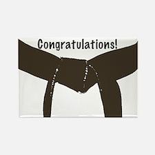 Martial Arts Congratulations Brown Belt 100PK