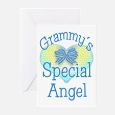 Grammy's Special Angel Greeting Cards (Package of